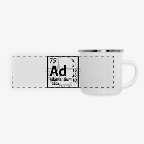 Adamantium - Panoramic Camper Mug