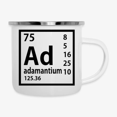 Adamantium - Camper Mug