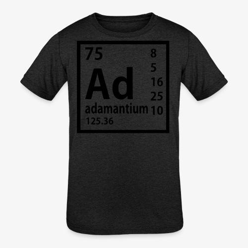 Adamantium - Kids' Tri-Blend T-Shirt