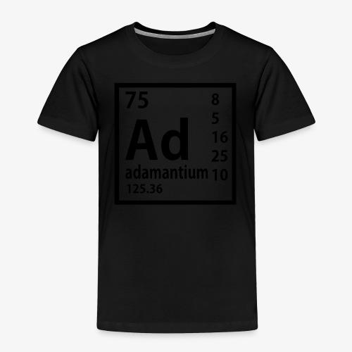 Adamantium - Toddler Premium T-Shirt