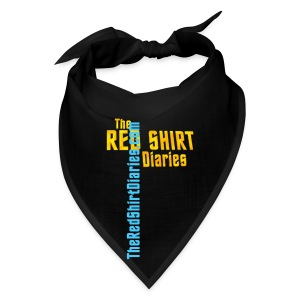 The Red Shirt Diaries Official T-Shirt (Women) - Bandana