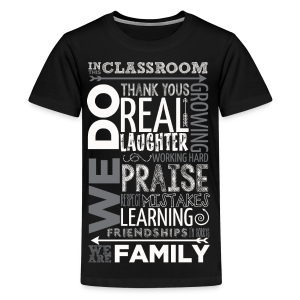 In Our Classroom - Kids' Premium T-Shirt