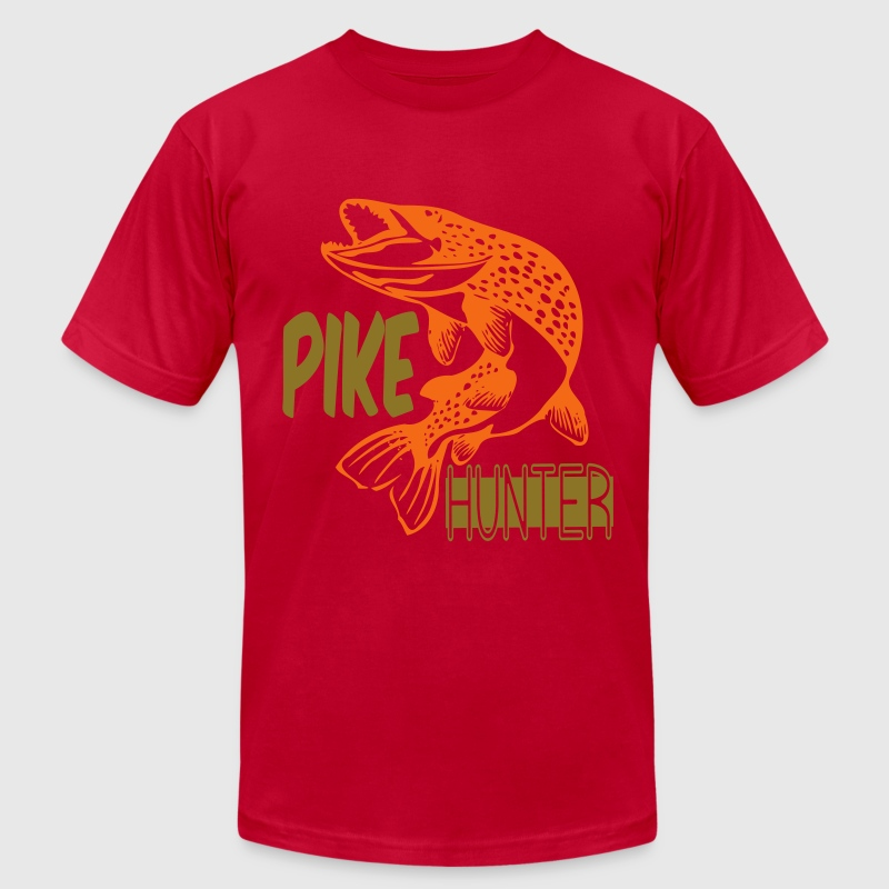 pike T-Shirts - Men's T-Shirt by American Apparel