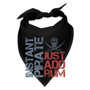 Instant Pirate - Bandana