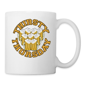 Thirsty Thursday - Coffee/Tea Mug
