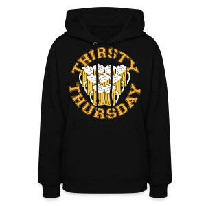 Thirsty Thursday - Women's Hoodie
