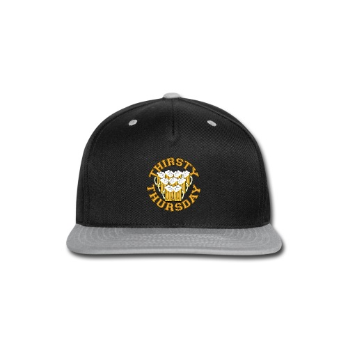 Thirsty Thursday - Snap-back Baseball Cap