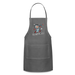 Rocket Man - Adjustable Apron
