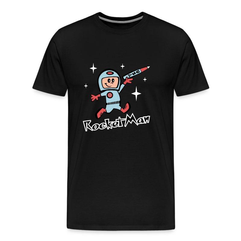 Rocket Man - Men's Premium T-Shirt
