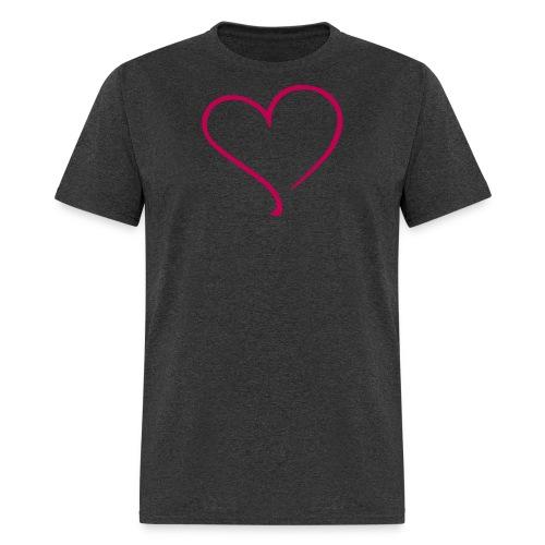 Floating Heart - Men's T-Shirt