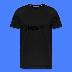 Anaconda Caps - Men's Premium T-Shirt
