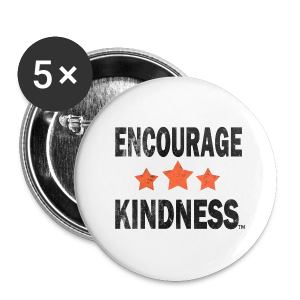 Promote Kindness  - Kids' Tee - Small Buttons