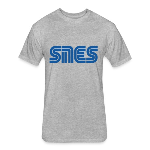 Console Wars 2 - Fitted Cotton/Poly T-Shirt by Next Level