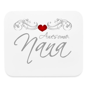 Awesome Nana - Mouse pad Horizontal