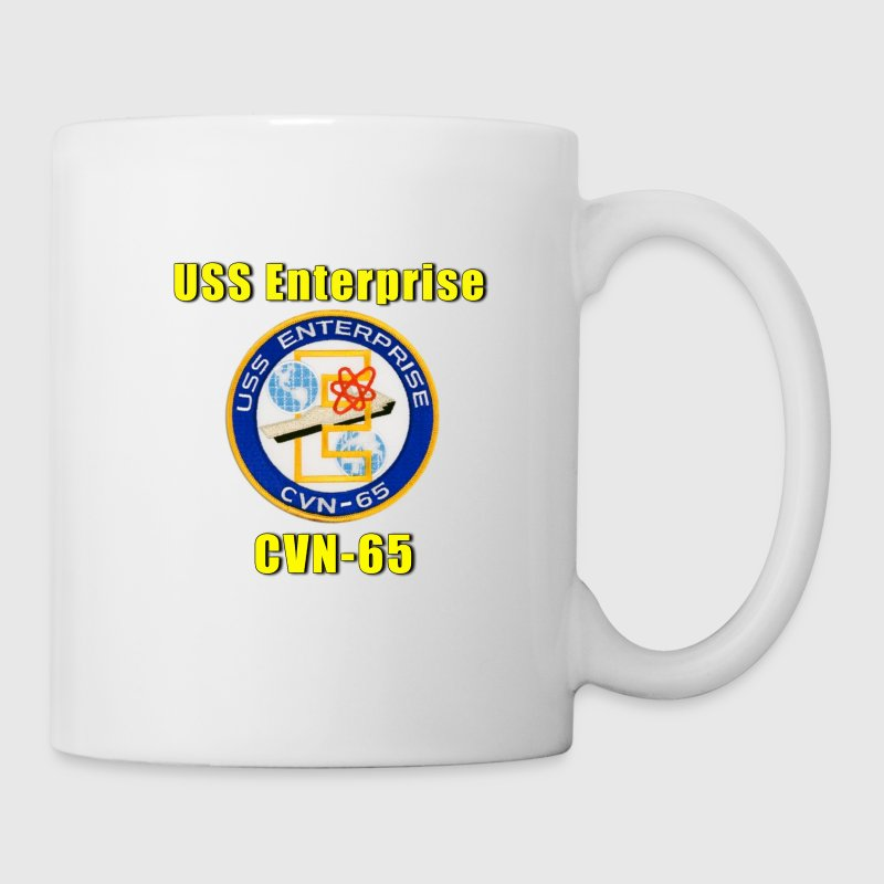 USS Enterprise CVN-65 Coffee Mug - Coffee/Tea Mug