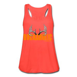 Buckaholic - Women's Flowy Tank Top by Bella
