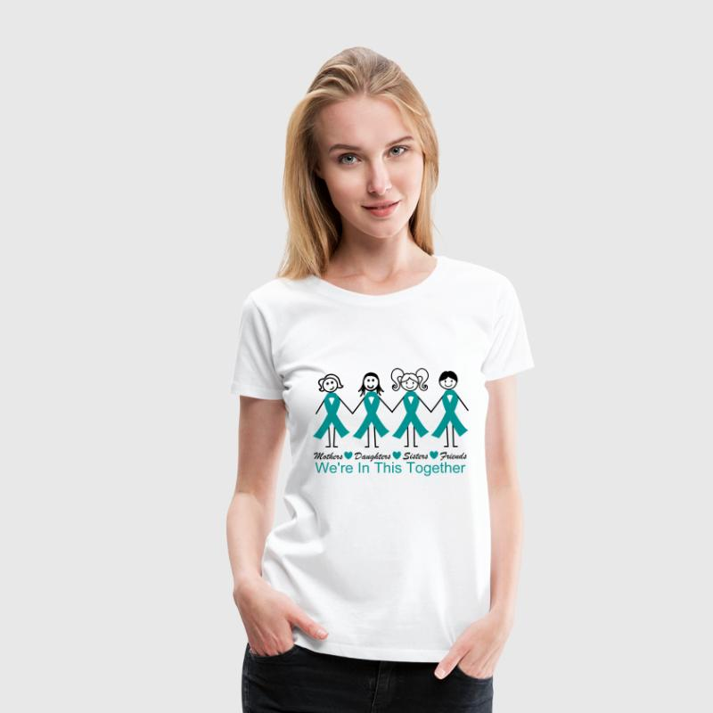We're In This Together Women's T-Shirts - Women's Premium T-Shirt