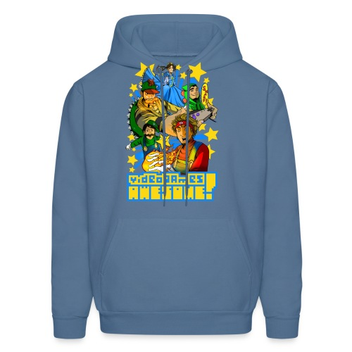 Playing with Fire - Men's Hoodie