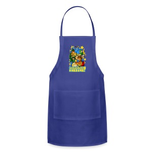 Playing with Fire - Adjustable Apron
