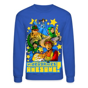 Playing with Fire - Crewneck Sweatshirt