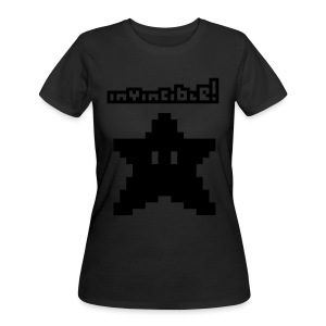 Invincible! (Glow in the Dark) - Women's 50/50 T-Shirt