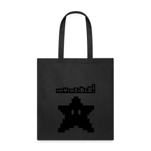 Invincible! (Glow in the Dark) - Tote Bag