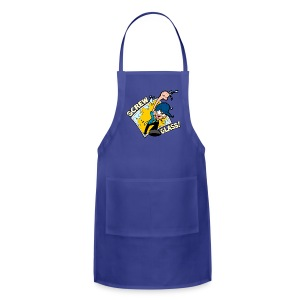 Screw Glass! - Adjustable Apron