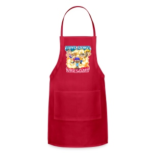 Crew 'Splosion! - Adjustable Apron