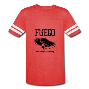 Rogue Fuego With (Brown/Yellow) - Vintage Sport T-Shirt