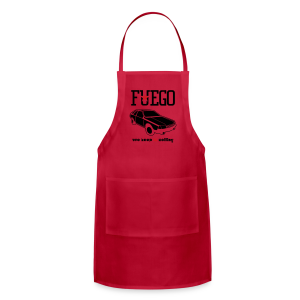 Rogue Fuego With (Brown/Yellow) - Adjustable Apron