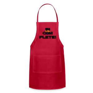IN-COM-PLETE - Mens - Adjustable Apron