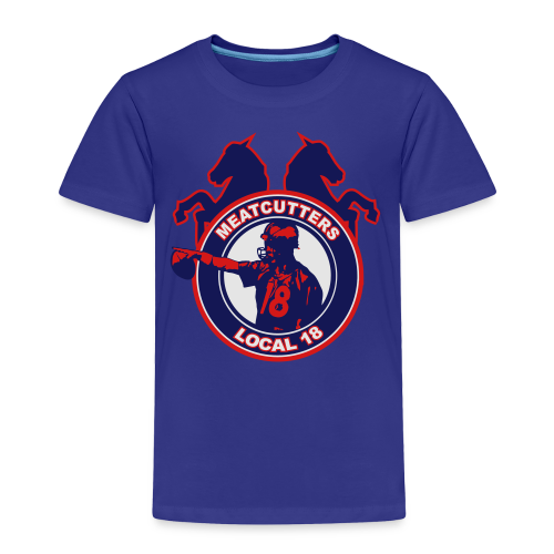 Meatcutters Local 18 - Kids - Toddler Premium T-Shirt