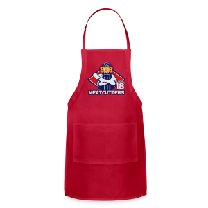 Meatcutters Local 18 2.0 - Men's T-shirt - Adjustable Apron