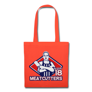 Meatcutters Local 18 2.0 - Men's T-shirt - Tote Bag