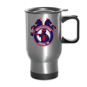Meatcutters Local 18 - Mens - Travel Mug