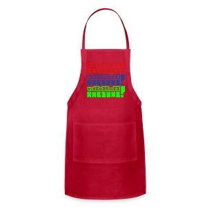 3-stack: Arcade Cabinate - Adjustable Apron