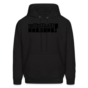 VGA Glow in the Dark - Men's Hoodie