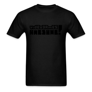 VGA Glow in the Dark - Men's T-Shirt
