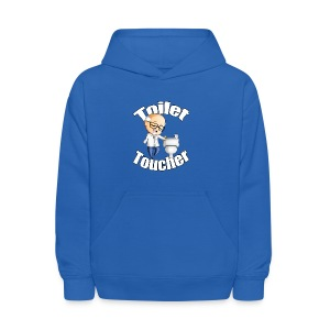 The Toilet Toucher - Kids' Hoodie