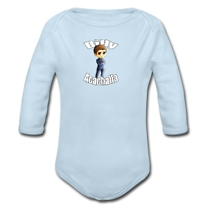 Billy Acachalla - Long Sleeve Baby Bodysuit
