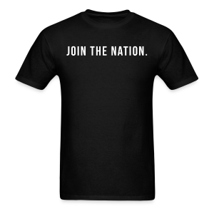 Join the Nation. - Men's T-Shirt