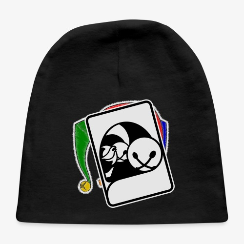 WHP Jester Head Patch Hoodie - Baby Cap