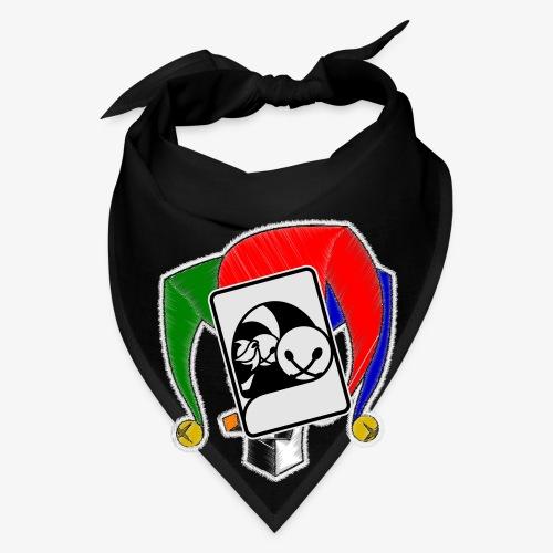 WHP Jester Head Patch Hoodie - Bandana
