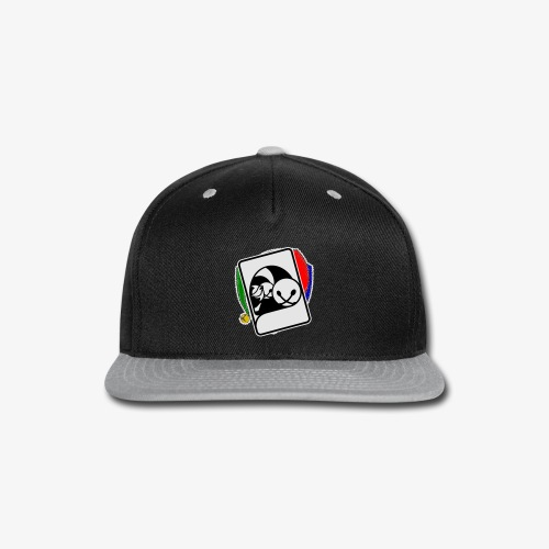WHP Jester Head Patch Hoodie - Snap-back Baseball Cap