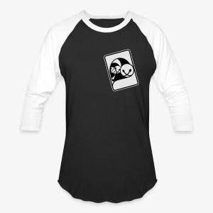 WHP Jester Head Patch Hoodie - Baseball T-Shirt
