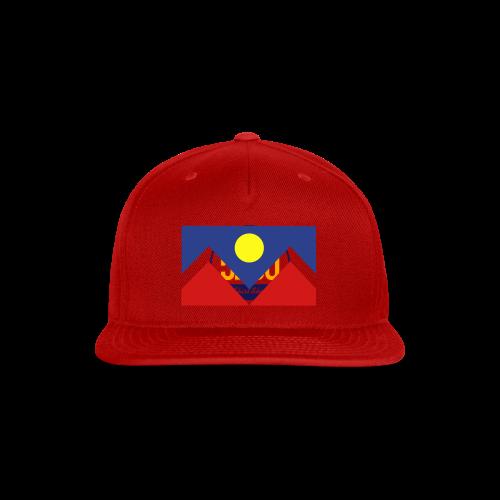 Denver Flag - Bronc - Mens OB - Snap-back Baseball Cap