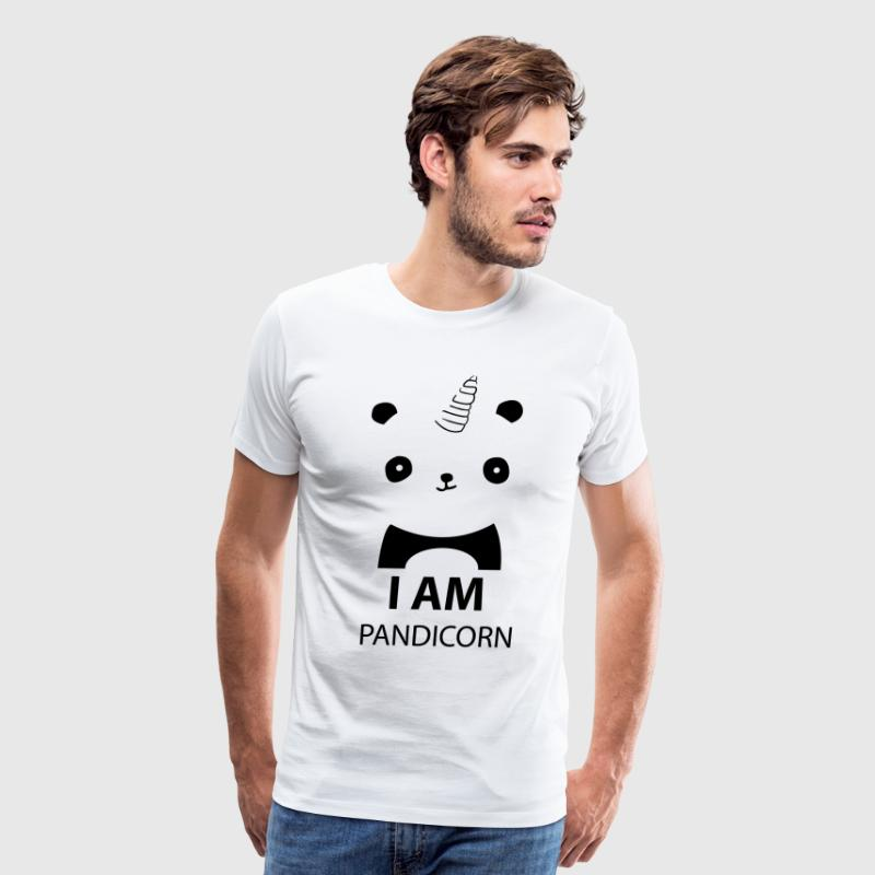 Pandicorn Men`s Shirt - Men's Premium T-Shirt