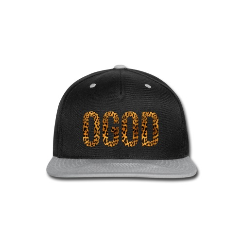 Fluffy Cheetah Ogod Hoodie - Snap-back Baseball Cap