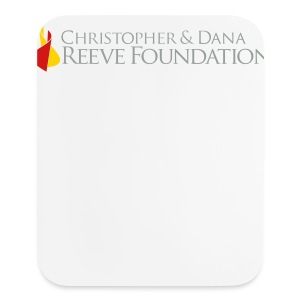 Christopher & Dana Reeve Foundation - Mouse pad Vertical