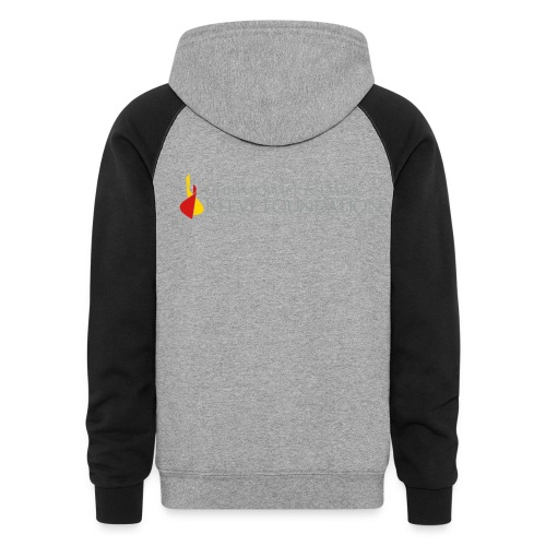 Christopher & Dana Reeve Foundation - Colorblock Hoodie